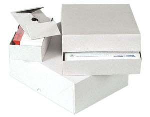8.5x11x2 Stationary Boxes